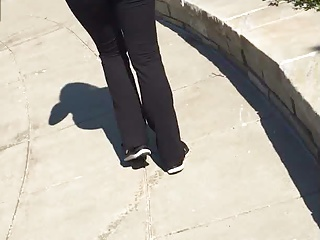 The Newest of Tiff's Ass in Movement