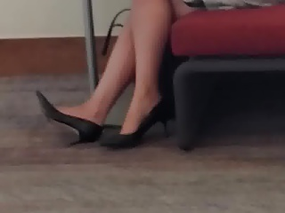 Fast Candid Blonde Drained Ft