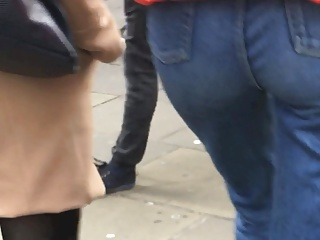 IPhone Candid Ass Pics #137