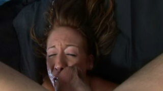 Sierra Sinn will get her face fucked onerous by an enormous white pecker